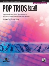 Pop Trios For All Rev Ed (Alto Sax)
