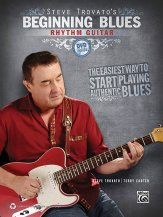 Beginning Blues Rhythm Guitar (Bk/Dvd)