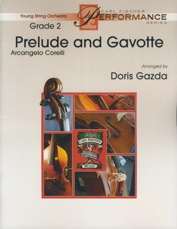 Prelude and Gavotte