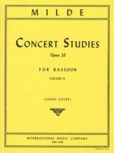 50 Concert Studies Op 26 Vol 2 (#26-50)