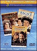 3 Pack Composer's Specials Dvds