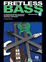 Fretless Bass (Bk/Cd)