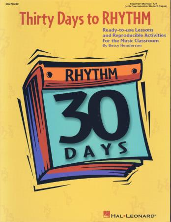 Thirty Days To Rhythm