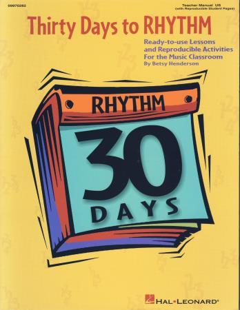THIRTY DAYS TO RHYTHM