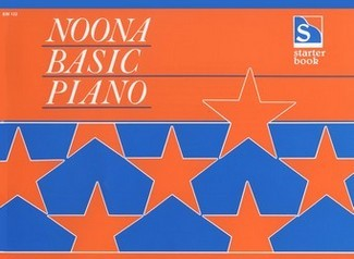 Noona Basic Piano Starter Book