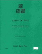 フォーレ( 夢のあとに)(ガブリエル・フォーレ)(ホルン+ピアノ)【APRES UN REVE (AFTER A DREAM)】