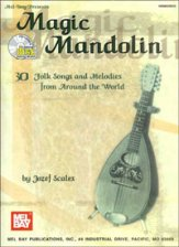 Magic Mandolin (Bk/Cd)