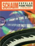 Popular Piano Pieces A The Red Book