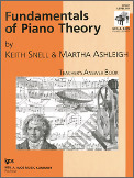 Fundamentals of Piano Theory Lev 6 Answ