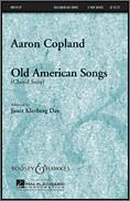 Old American Songs (Choral Suite)