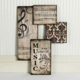 Wall Decor: Music Is Not What I Do It's