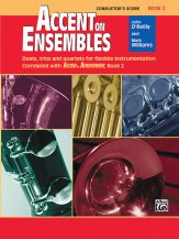 Accent On Ensembles Bk 2