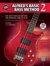 Alfred's Basic Bass Method 2 (Bk)