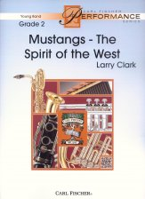 Mustangs The Spirit of The West