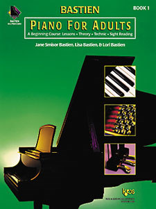 Piano For Adults Bk 1 (Bk/2 Cds)
