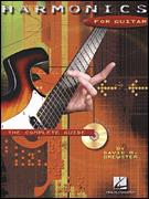 Harmonics For Guitar (Bk/Cd)