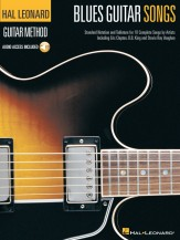 Blues Guitar Songs (Bk/Cd)