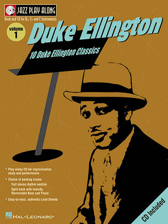 Jazz Play Along V001 Duke Ellington