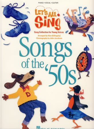 LET'S ALL SING SONGS OF THE'50S
