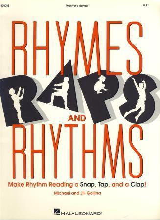 Rhymes Raps and Rhythms (5 Pak)