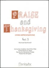 Praise and Thanksgiving Set 3