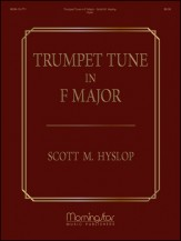 Trumpet Tune In F Major