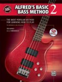 Alfred's Basic Bass Method 2 W/CD