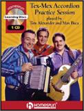 Tex-Mex Accordion Practice Session (Bk /