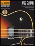 Hal Leonard Jazz Guitar (Bk/Cd)
