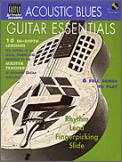 Accoustic Blues Guitar Essentials (Bk/C