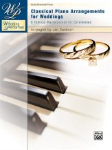 Classical Piano Arrangements For Wedding