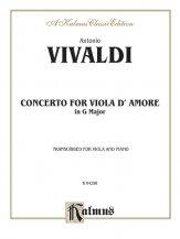 Vivaldi: Concerto for Viola d'Amore