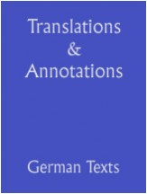 Translations & Annotations of German Txt