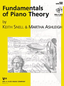 Fundamentals of Piano Theory 9