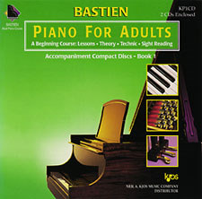 Piano For Adults Bk 1 (Cd)