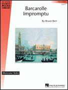 Bruce Berr: Barcarolle Impromptu