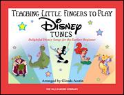 Teaching Little Fingers Disney (Bk Only)