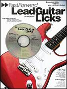 Lead Guitar Licks (Bk/Cd)