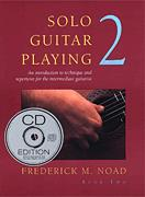 Solo Guitar Playing 2 (Bk/Cd)