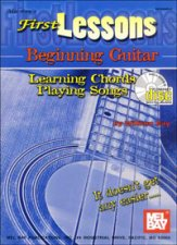 First Lessons Beginning Guitar (Bk/Cd)