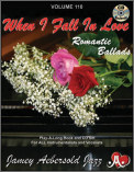 When I Fall In Love Vol 110 (Bk/Cd)