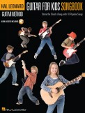 Guitar For Kids Songbook (Bk/Cd)