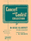 Concert and Contest Coll Bass Clar