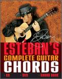 Estebans Complete Guitar Chords (Bk/CD/D