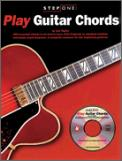 Step One: Play Guitar Chords (Bk/Cd)