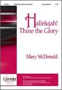 Hallelujah Thine The Glory