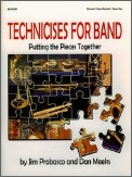 Technicises For Band (CL/Bass CL/T Sax)