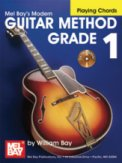 Guitar Method Gr-1 Playing Chords (Bk/CD