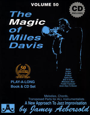 Magic of Miles Davis Vol 50