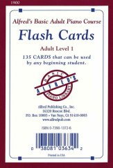 Flashcards Adult Lev 1